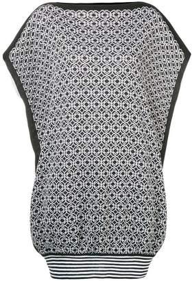 Chirazi Bloom knit top
