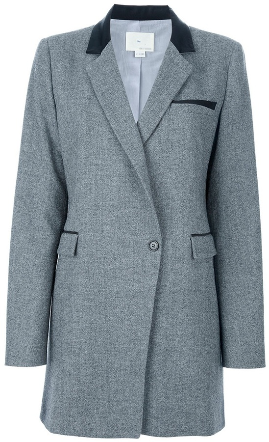 Boy. By Band Of Outsiders Long Riding Coat