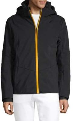 Fendi Full-Zip Hooded Jacket