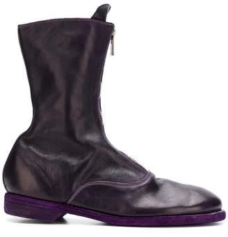 Guidi zip boots