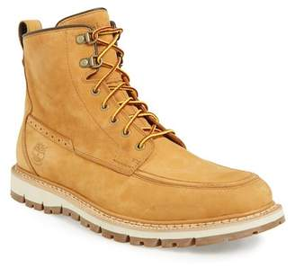 Timberland 'Britton Hill' Moc Toe Boot (Men)