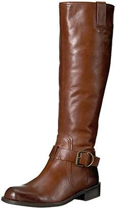 Vince Camuto Women's Kabollans Tall Buckle Boot