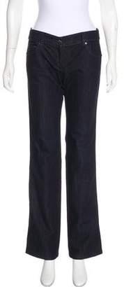 Fendi Selleria Mid-Rise Jeans