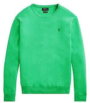 Polo Ralph Lauren Men's Long Sleeve Cashmere Sweater