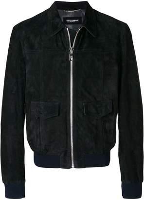 Dolce & Gabbana zip jacket