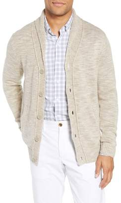 Bonobos Layered Shawl Collar Cardigan