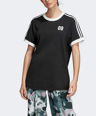 adidas (アディダス) - adidas Originals 3 STRIPES TEE