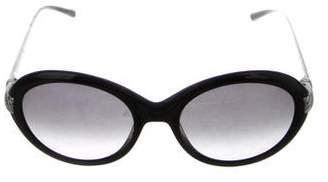 David Yurman Tinted Round Sunglasses