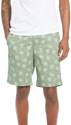 The Rail Deco Floral Print Shorts