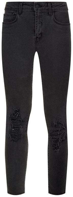 Margot Destruct Ankle Length Jeans