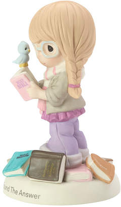 Precious Moments I Found The Answer Figurine