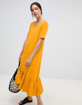 Building Block Kowtow Midaxi Dress in Organic Cotton