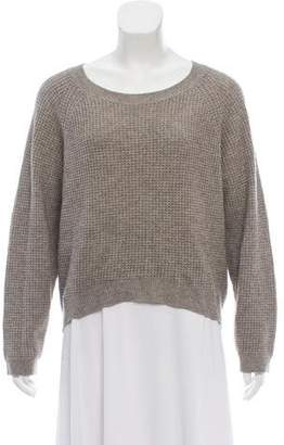 Vince Yak Wool Knitted Sweater