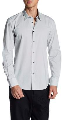 Antony Morato Dot Print Slim Fit Shirt