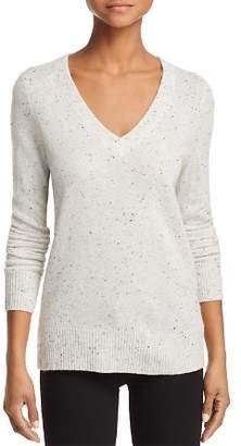 Aqua V-Neck Cashmere Sweater - 100% Exclusive