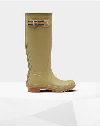 Hunter Womens Original Sissinghurst Tall Rain Boots