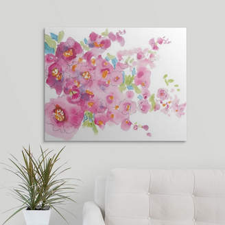 Great Big Canvas 'April Morning Garden V.2' by Dusty Knight Painting Print