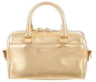 Saint LaurentSaint Laurent Classic Baby Duffel Bag