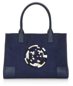 Tory Burch Classic Logo Leather Shoulder Bag