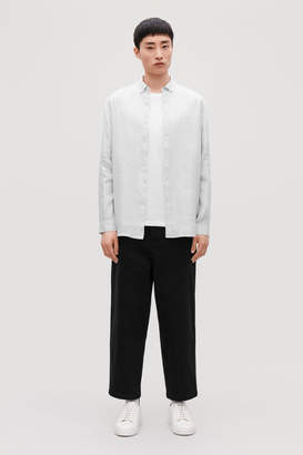 Cos LIGHTWEIGHT HEMP SHIRT