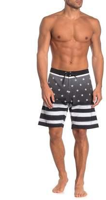 Burnside Woven Board Shorts