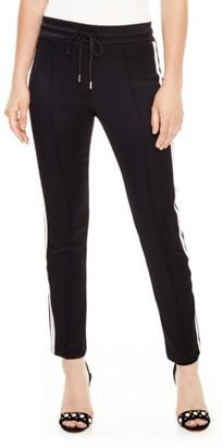 Women's Sandro Side Stripe Track Pants $325 thestylecure.com