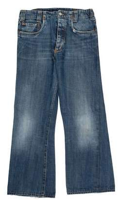 Gucci Relaxed-Fit Jeans