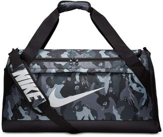 Nike Men Brasilia Printed Training Duffel Bag