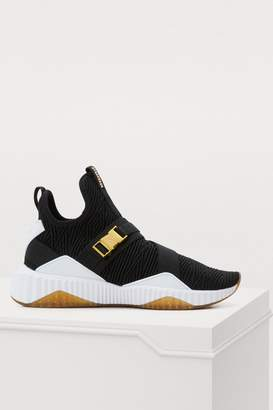 Puma Defy high-top sneakers