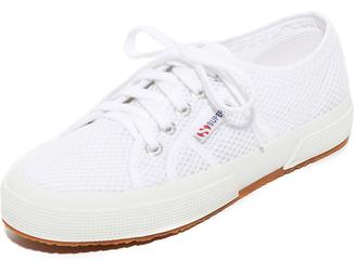 Superga 2750 Mesh Cotu Sneakers $79 thestylecure.com