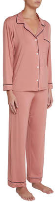 Eberjey Gisele Long Pajama Set, Boxed