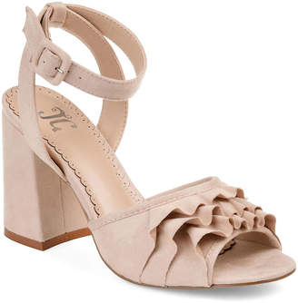 Journee Collection Jc Becca Womens Heeled Sandals