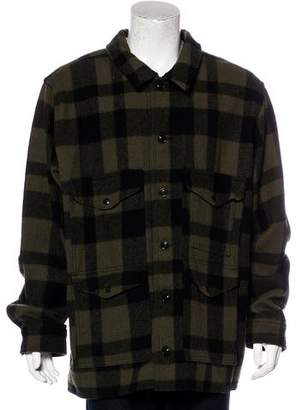 Filson Woven Field jacket