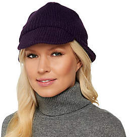 Due North Wind Resistant Knit Cap with EarFlaps