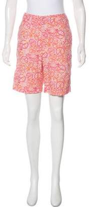 Lilly Pulitzer Knee-Length Printed Shorts