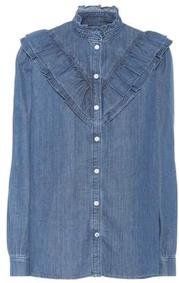 A.P.C. Suzie denim shirt