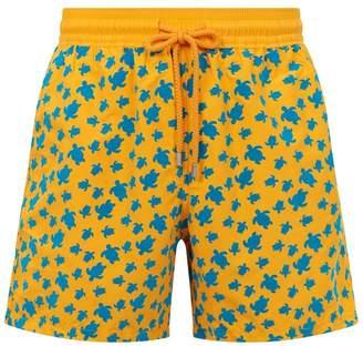 Vilebrequin Moorea Turtle Flock Swim Shorts