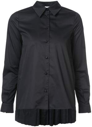 Co fitted button up shirt