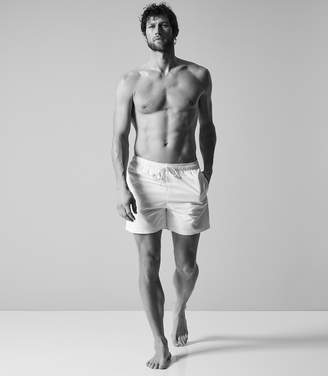 Reiss Sonar Drawstring Swim Shorts