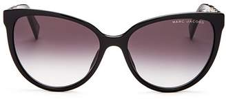 Marc Jacobs Women's Round Sunglasses, 57mm