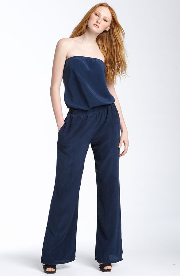 Gypsy 05 'Gara' Silk Jumpsuit