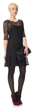 French Connection Gigliola Lace Dress