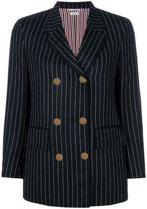 Thom Browne Chalk Stripe Sport Coat