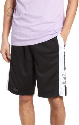 adidas Mesh Athletic Shorts