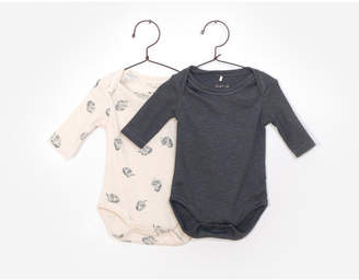 Play Up 2 Pack Flame Bodysuits