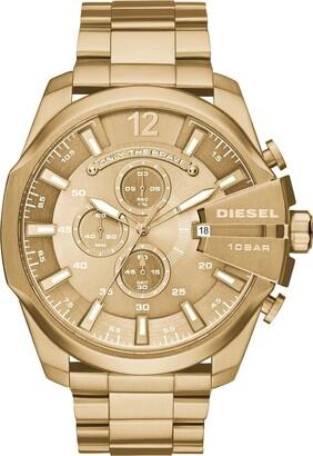 Diesel 'Mega Chief' Chronograph Watch, 51mm