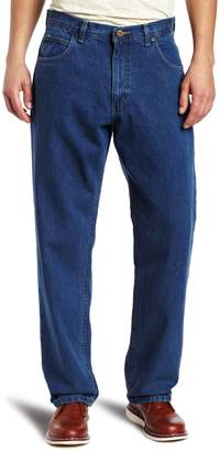 Key Apparel Men's Big-Tall Enzyme Washed 5-Pocket Jean