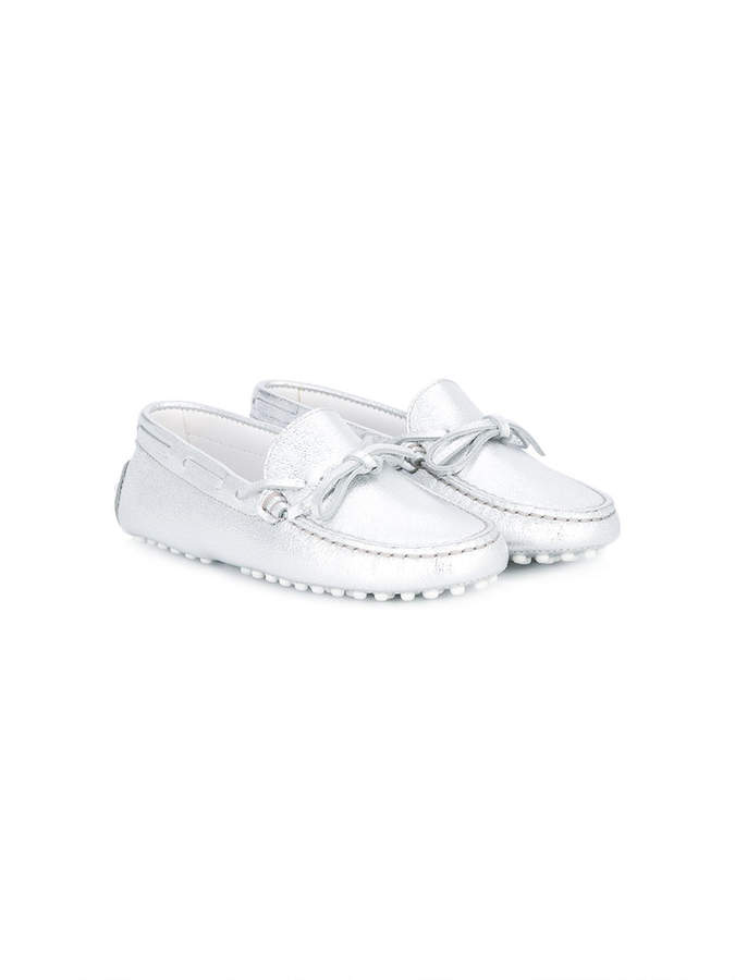 Tod's Kids driving shoes
