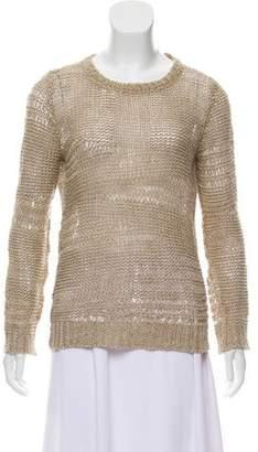 Isabel Marant Linen Knit Sweater