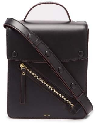 Joseph Kings Leather Cross Body Bag - Womens - Black